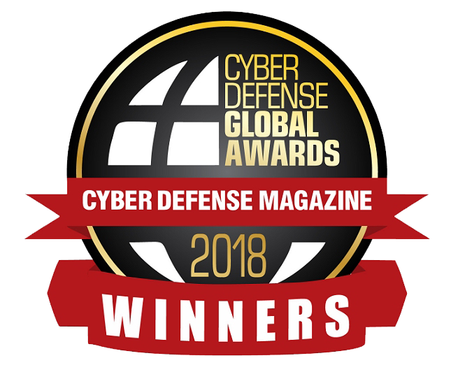 Cyber Defense 2018 Global Award Winner