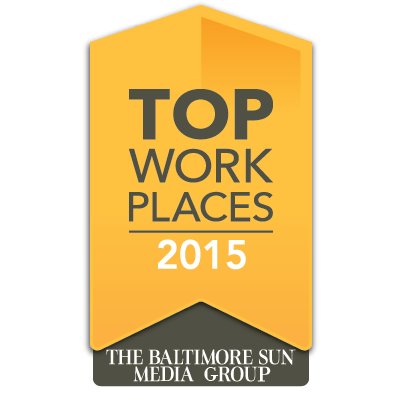 Baltimore Sun Top Places award
